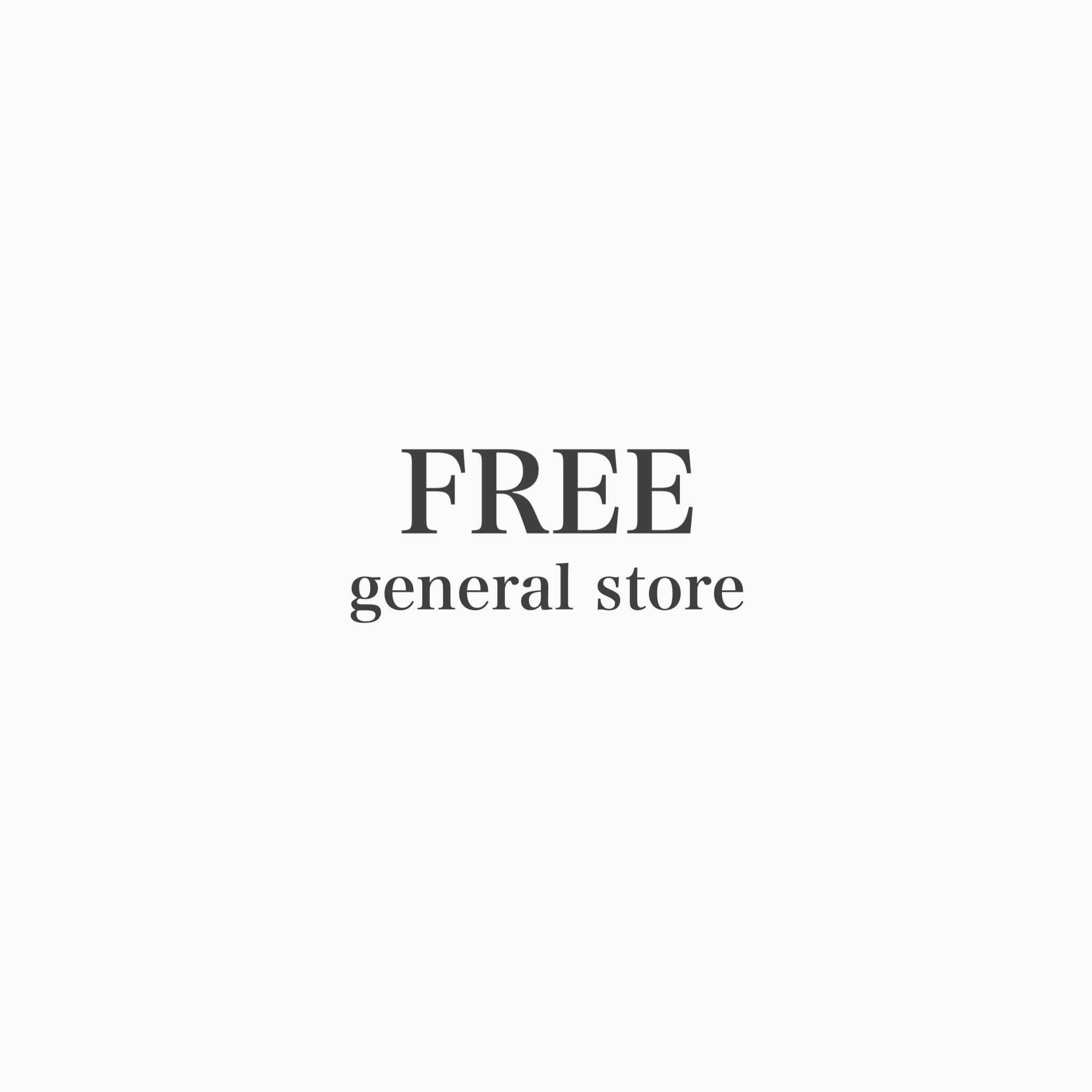 雑貨屋 FREE online