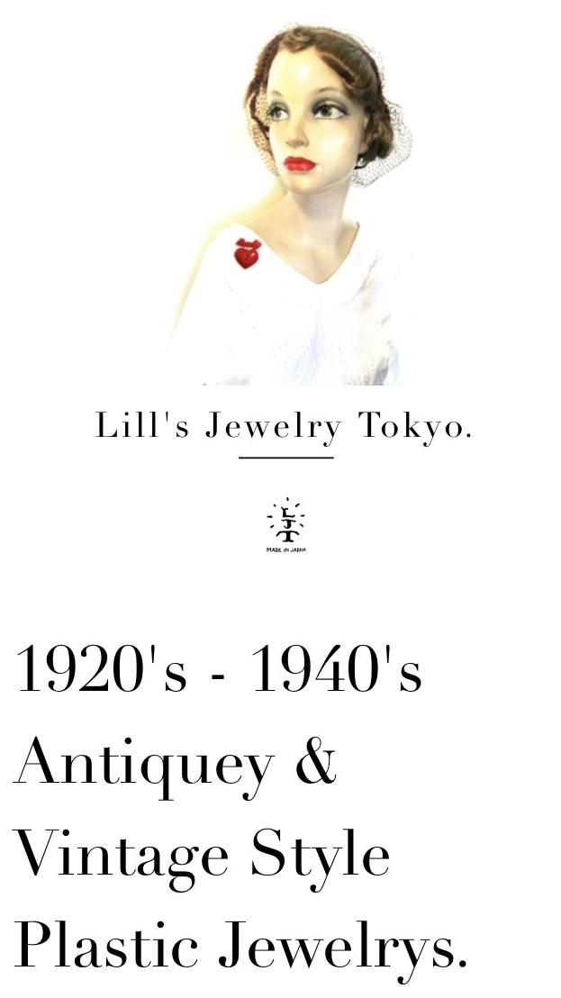 Lill's Jewelry Tokyo.