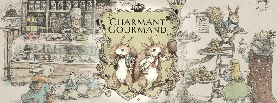Charmant Gourmand Online Shop | シャルマン・グルマン オンラインショップ