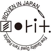 播州織ストール | orit.(オリット - 織人)オンラインストア