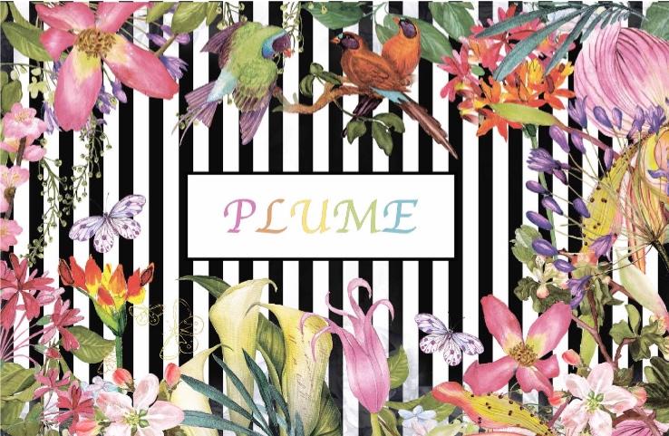 PLUME Dekyaru Art Style