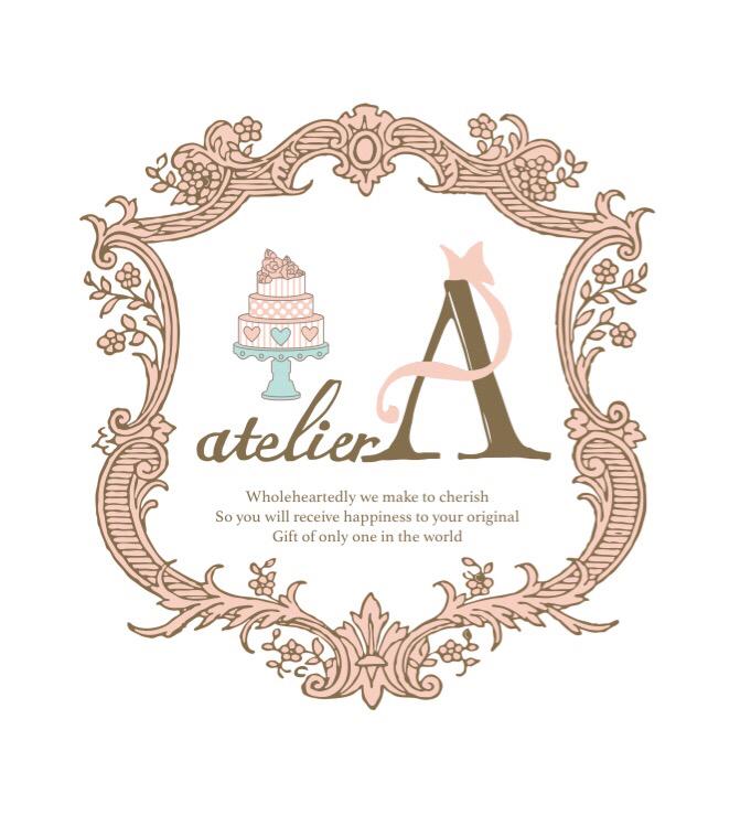 atelier A アイシングクッキーオーダー、オーダーケーキ、記念日やイベントに世界に1つだけのオリジナルお菓子〜