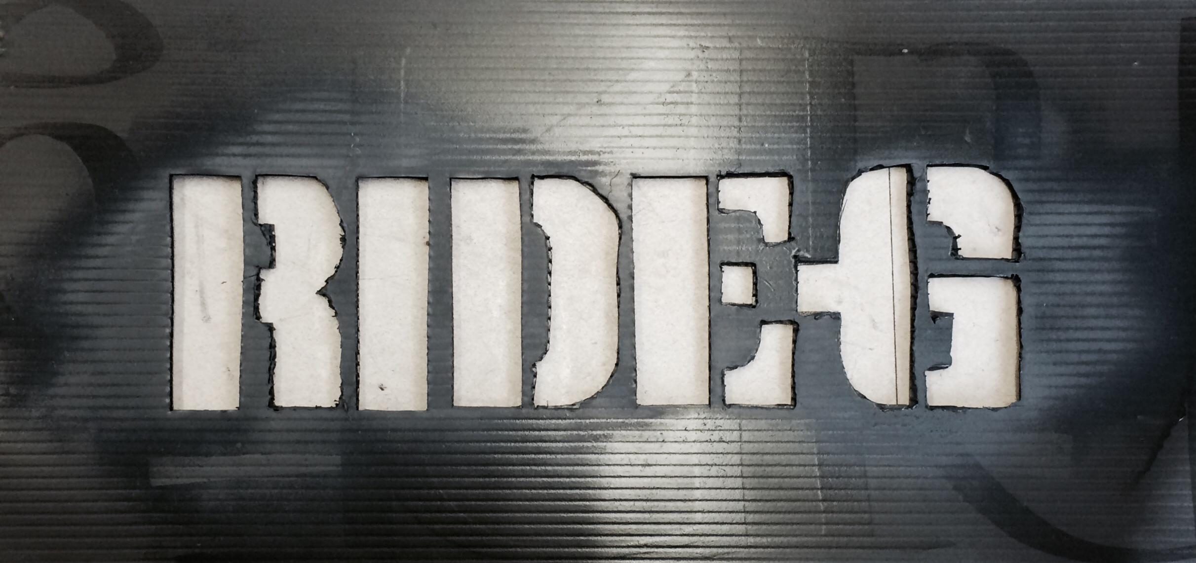 RIDE-G web shop