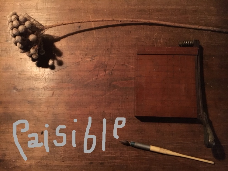 古道具とドライフラワーのお店*paisible