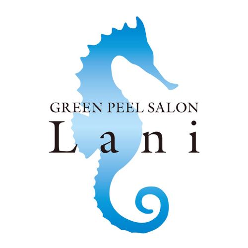 green peel salon Lani online shop