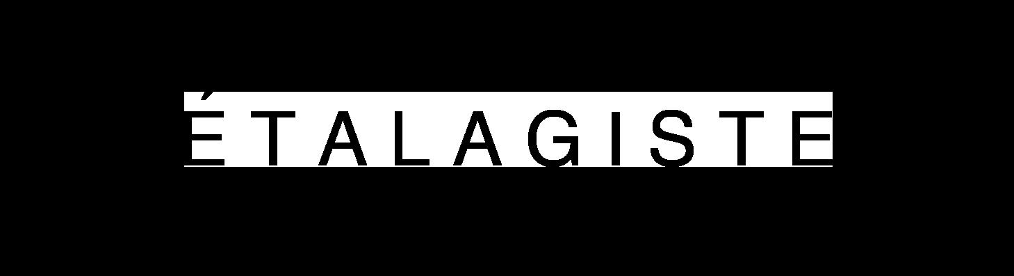 ETALAGISTE