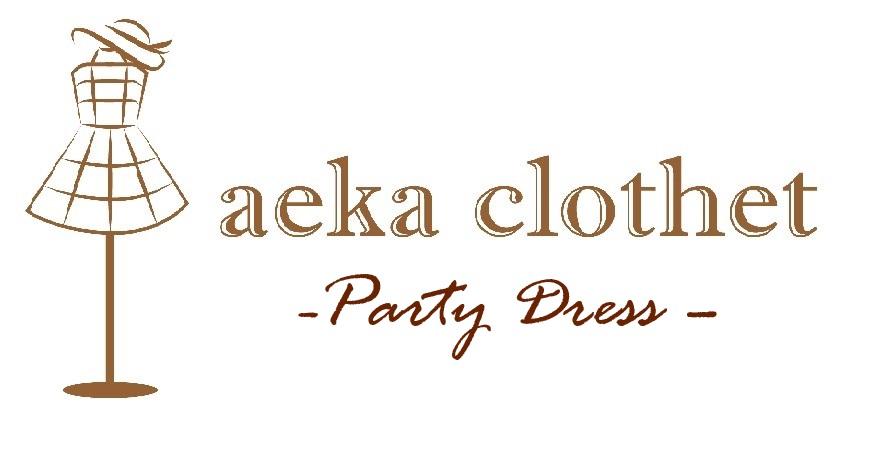 aeka clothet partydress