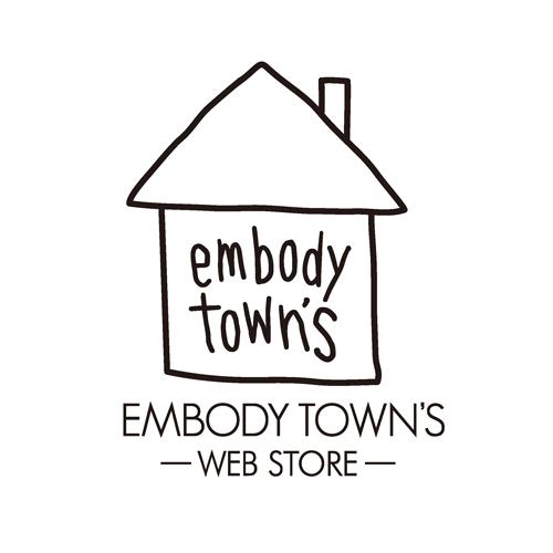 embody town's web store