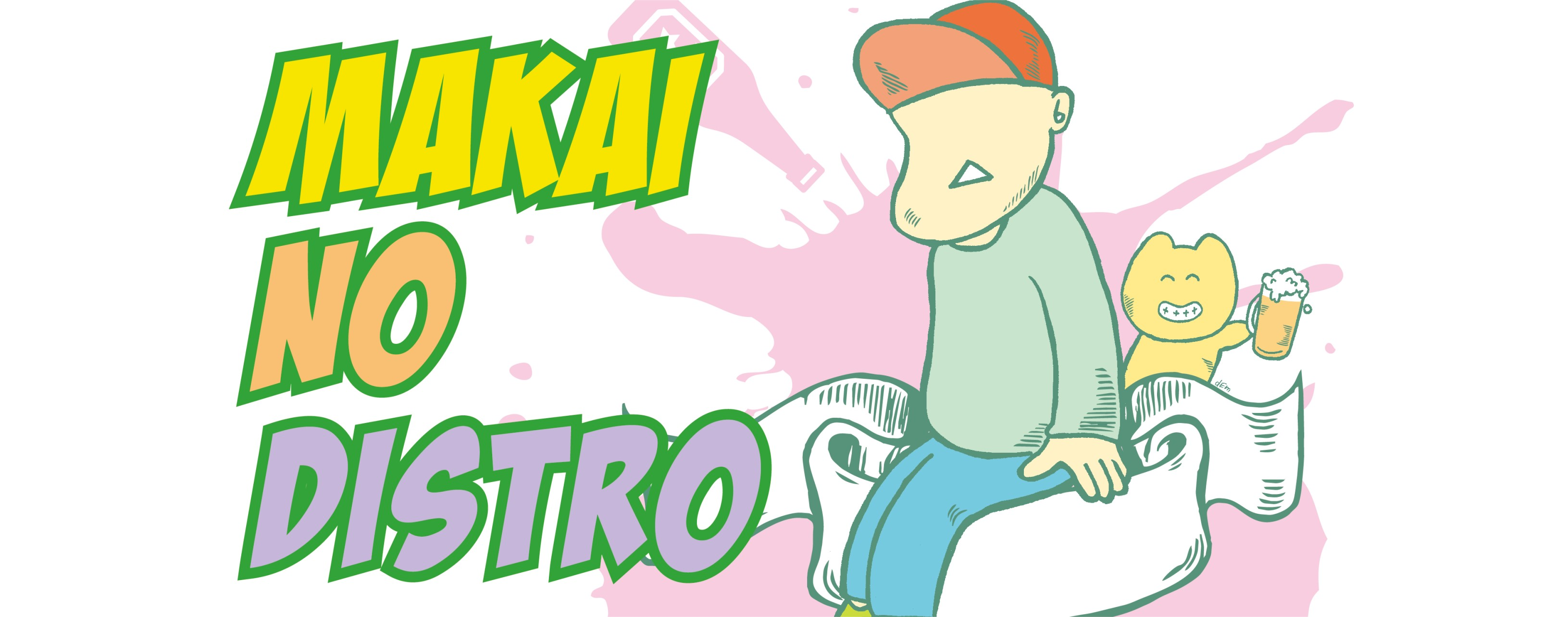 MAKAI NO DISTRO × FUNMOLE RECORDS