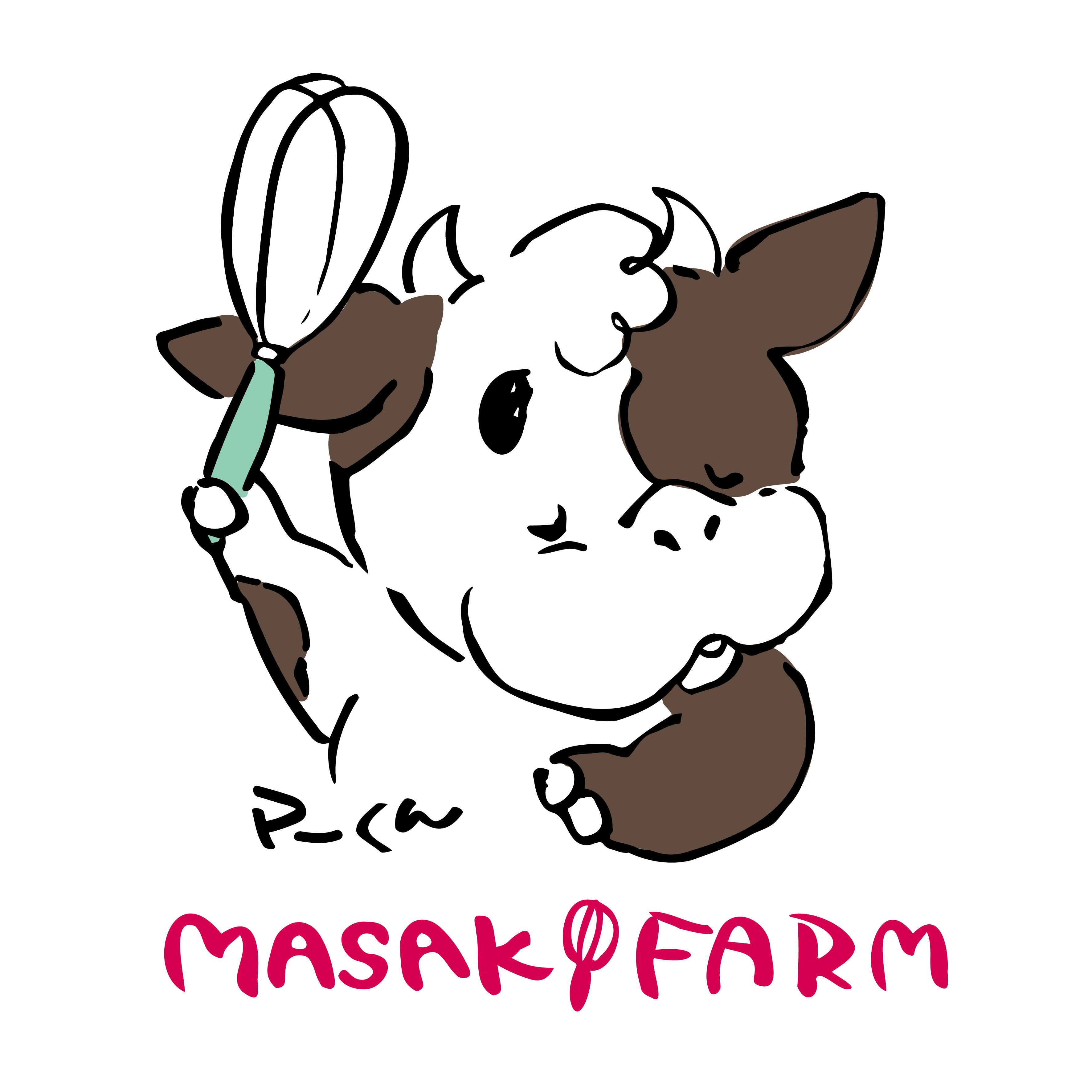 MASAKI FARM のお菓子な仲間たち