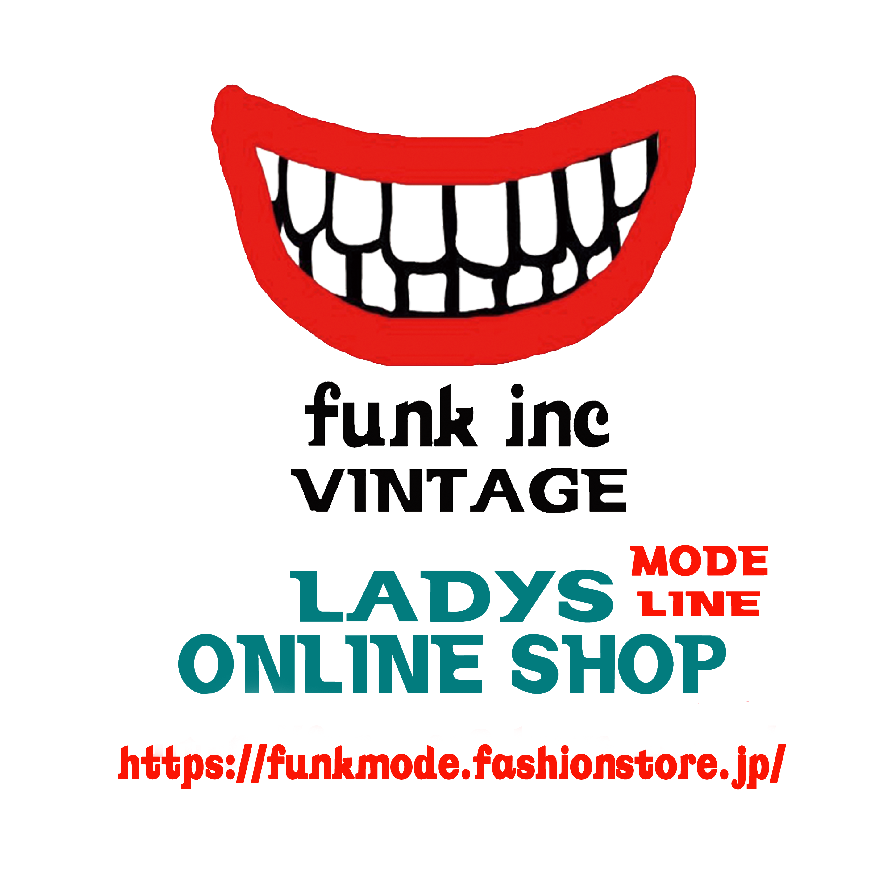 funk inc VINTAGE  MODE LINE