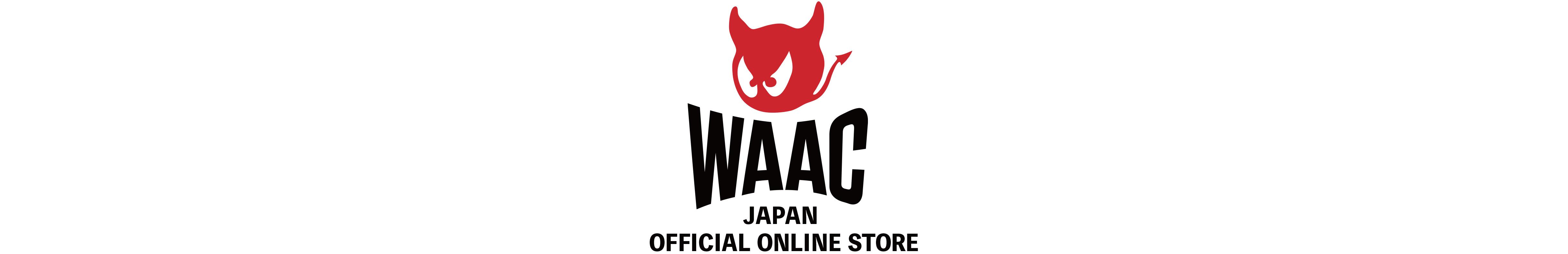 WAAC JAPAN公式オンラインストア