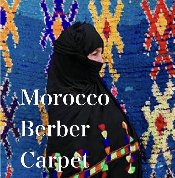 Morocco Berber Carpet モロッコベルベルカーペット