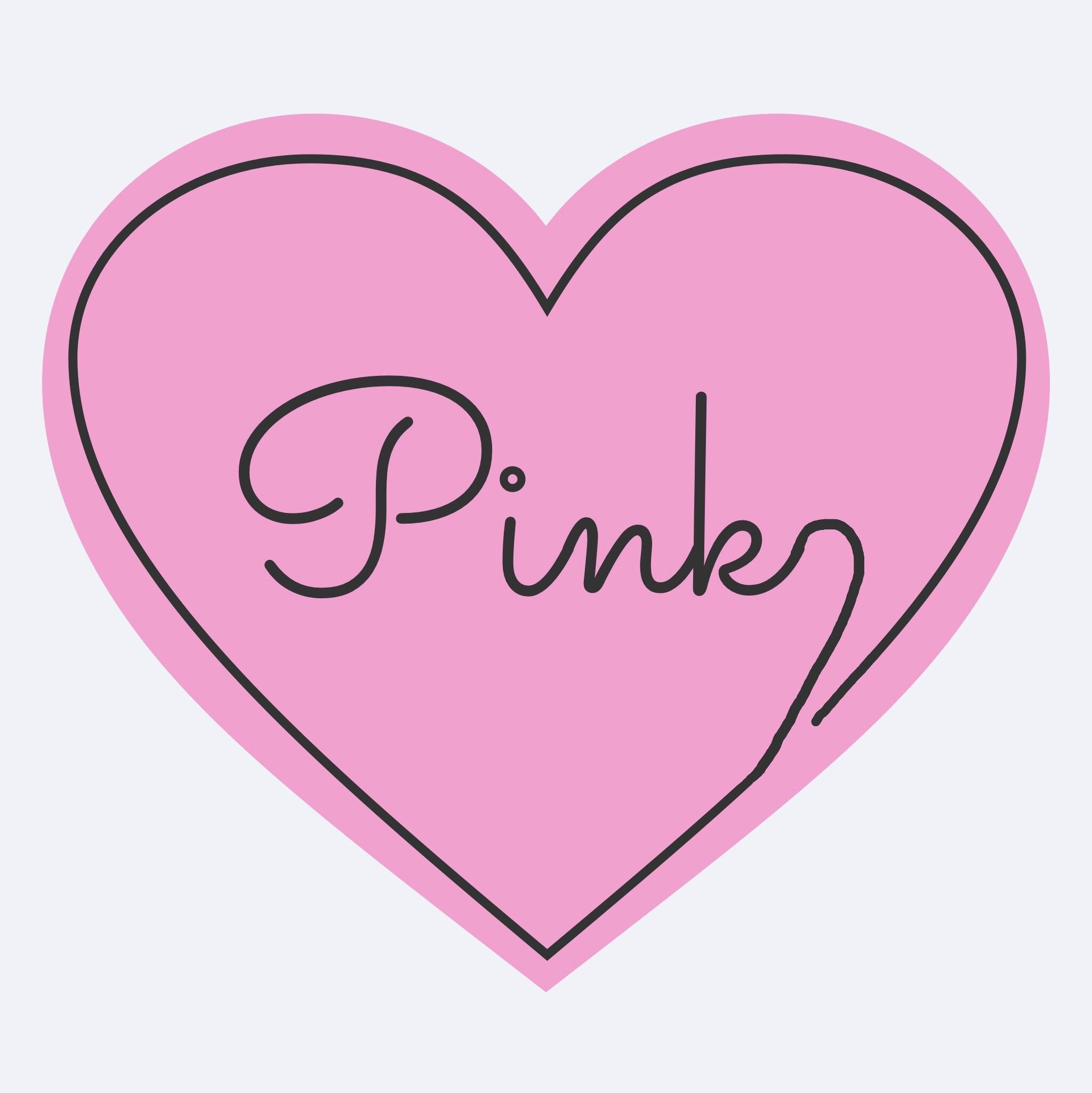 Pink Heart❤︎