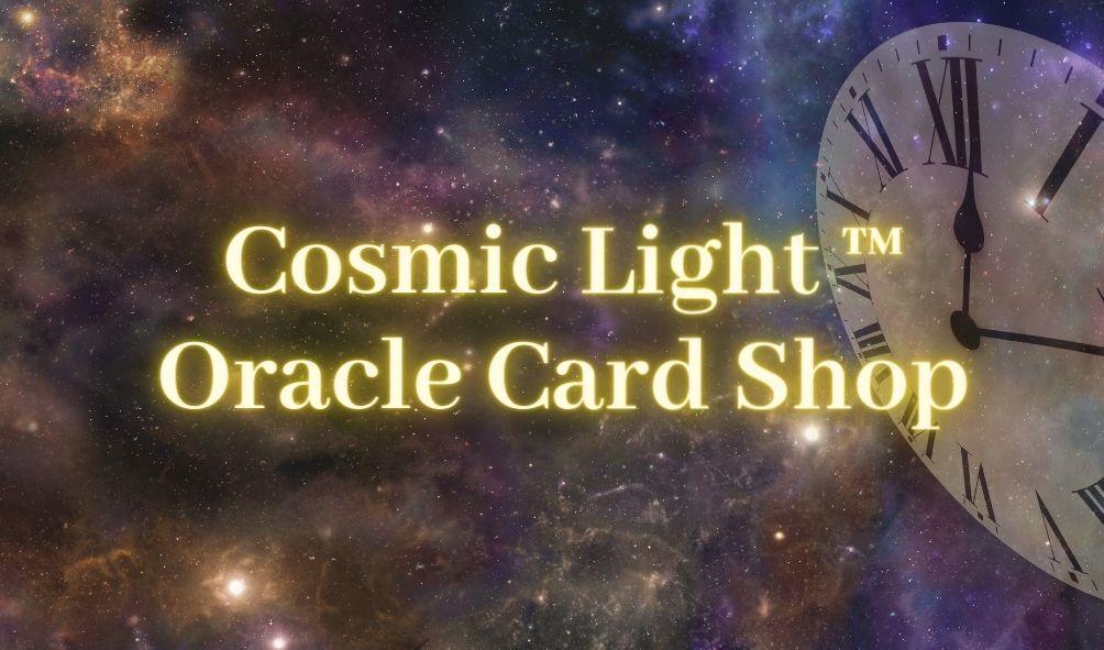 Cosmic Light ™ オラクルカードショップ