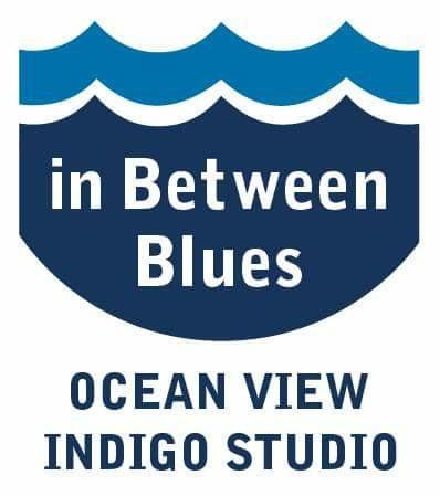 inBetweenBlues ~Oceanview indigo studio~