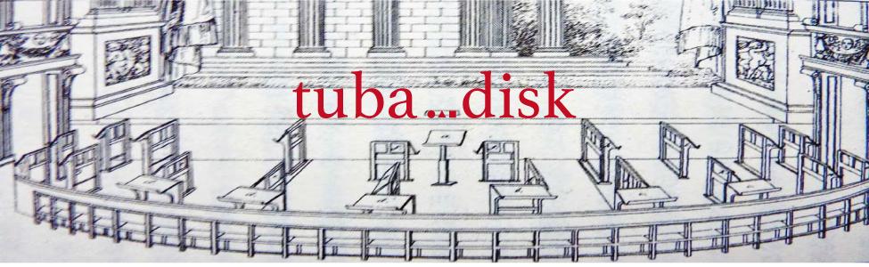 tuba...disk