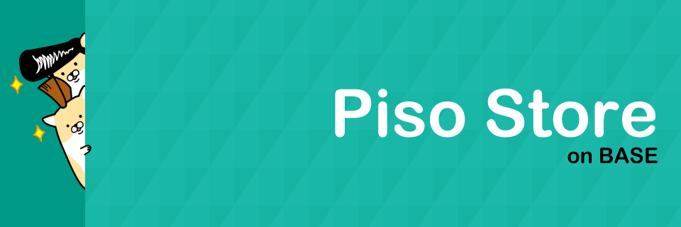 Piso Store on BASE