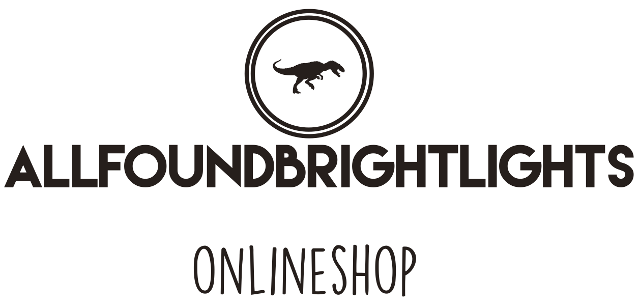 ALL FOUND BRIGHT LIGHTS ONLINE SHOP