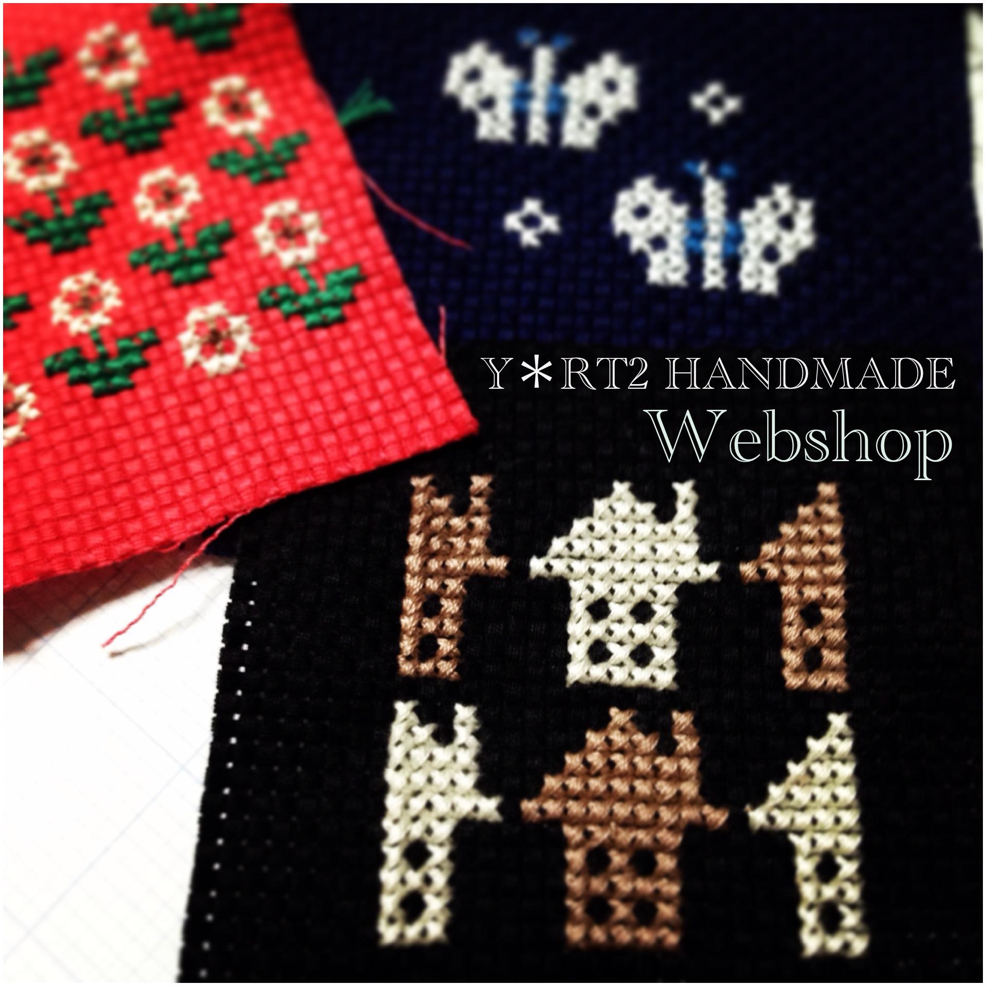 Y*RT2 HANDMADE Webshop