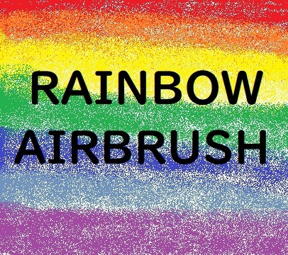 RAINBOW AIRBRUSH