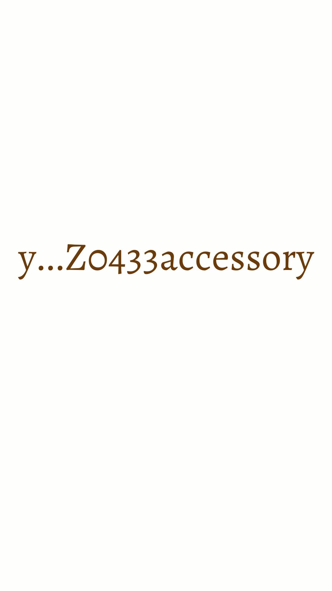 y...z0433accessory