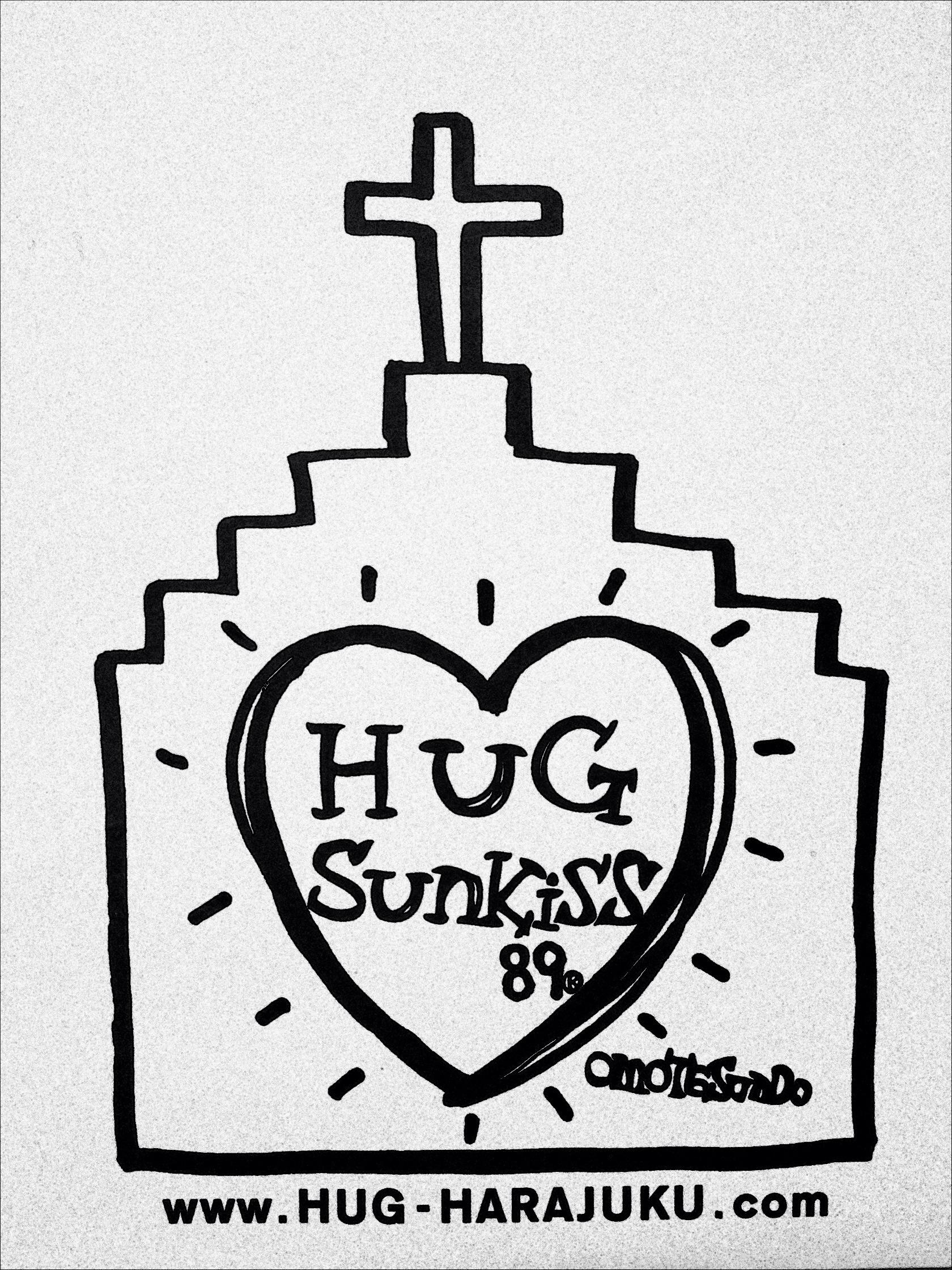 HUG SUNKISS