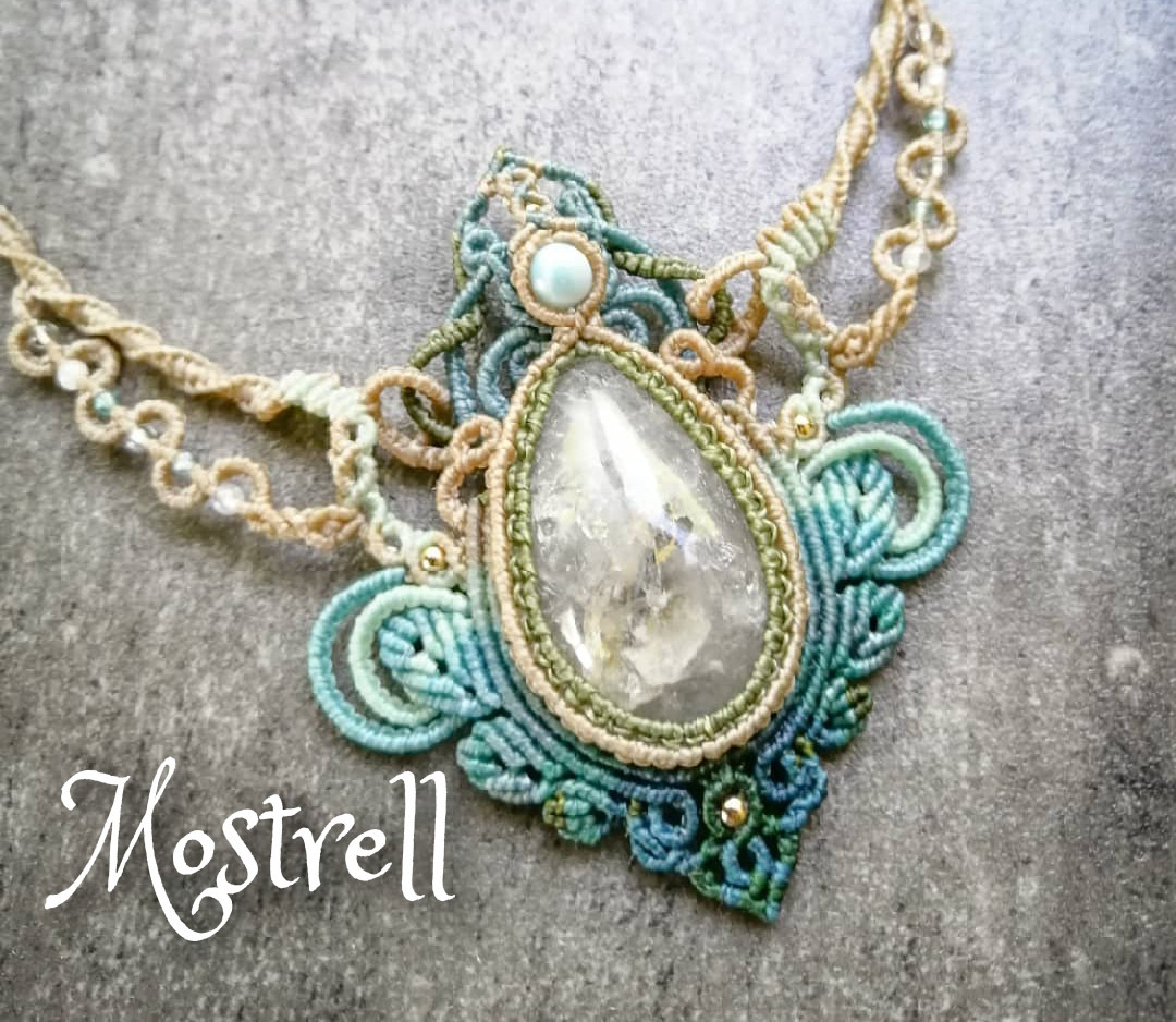 Mostrell Handmade jewelry