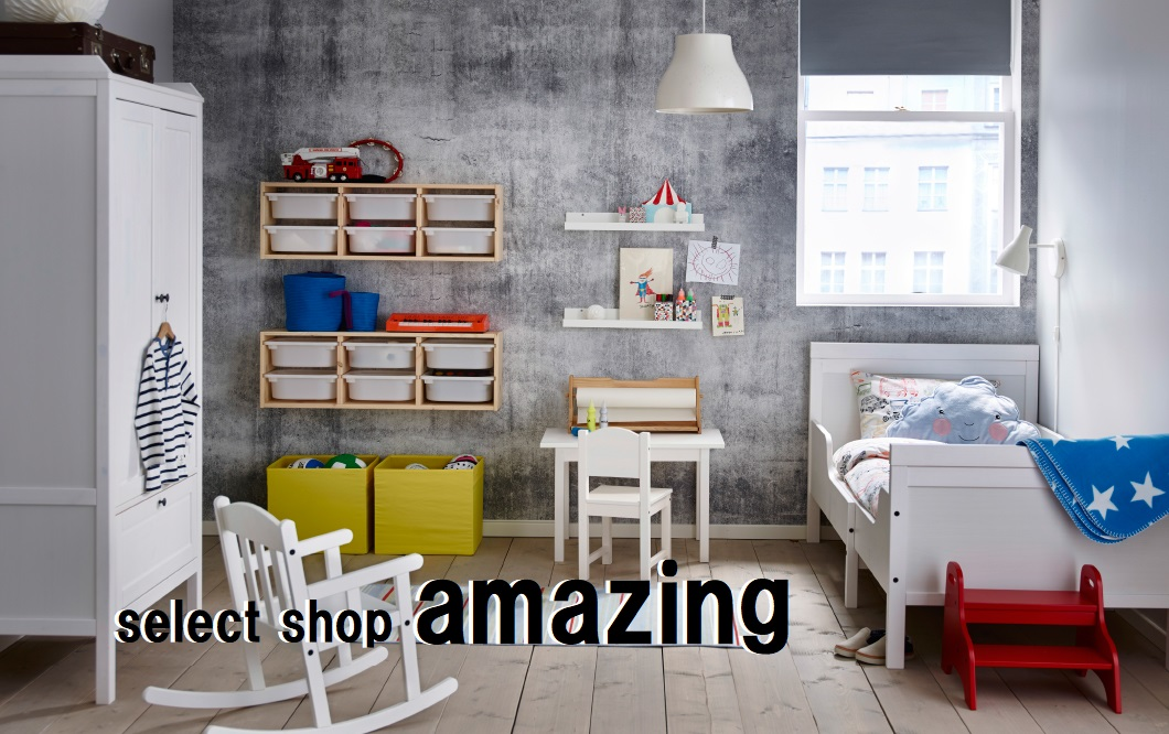 select shop amazing