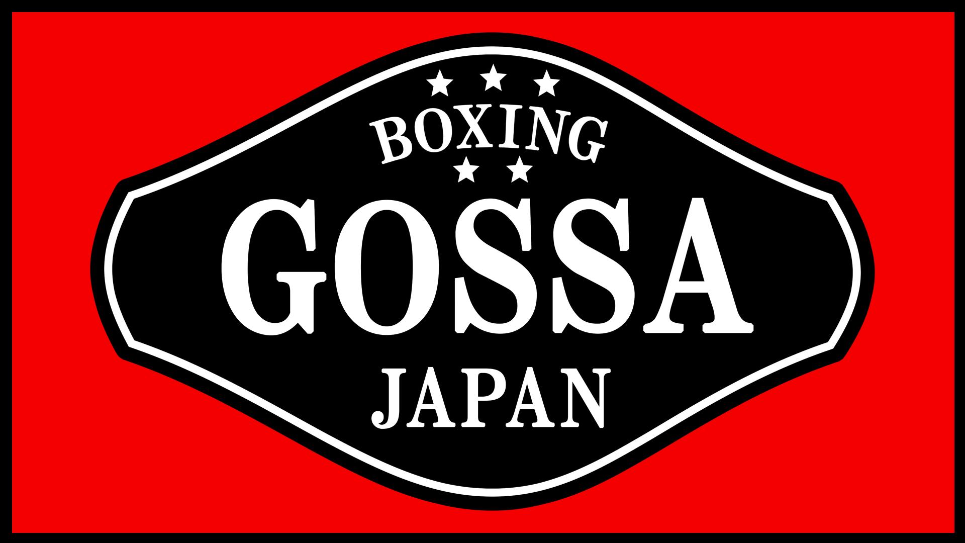GOSSA(ゴッサ)Boxing goods store