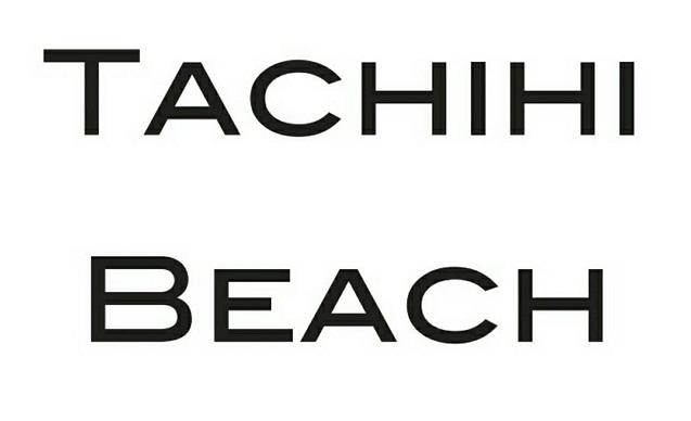 TACHIHI  BEACH