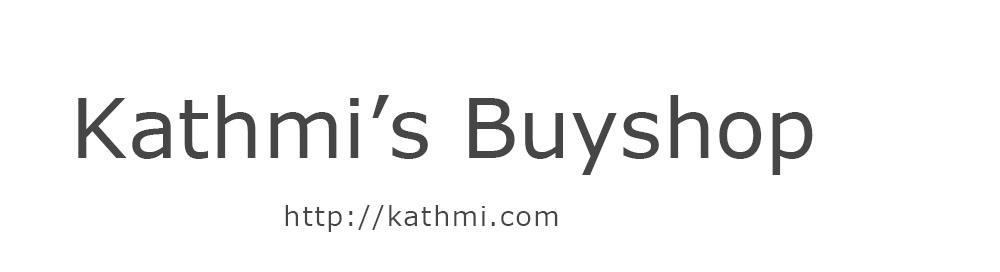 Kathmi's Buyshop