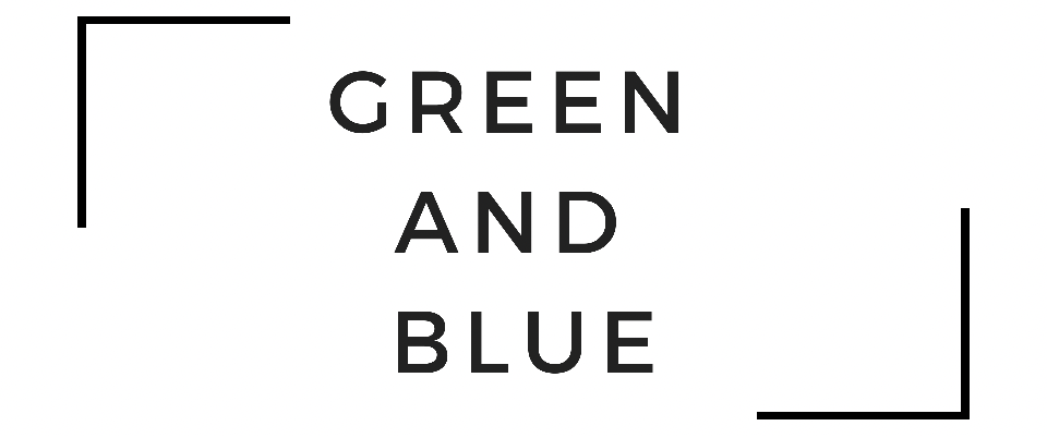 GREEN BLUE STORES