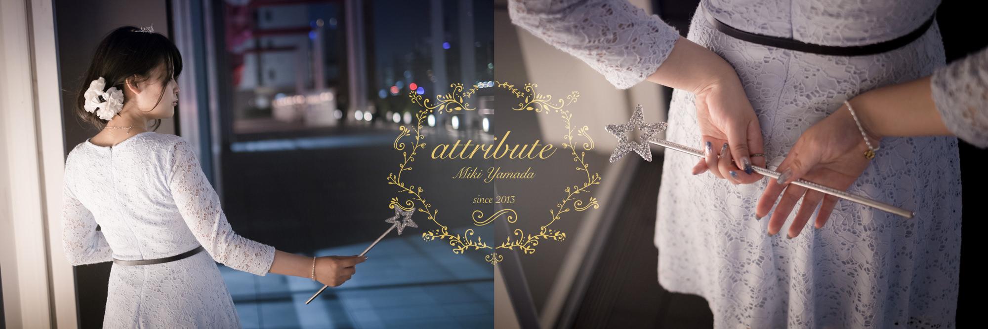 attribute-アトリビュート-