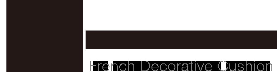 La queue de FIJI(ラクードゥフィジ) フレンチ・クッション・コレクション