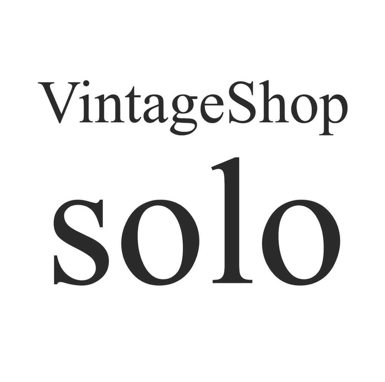 VintageShop solo