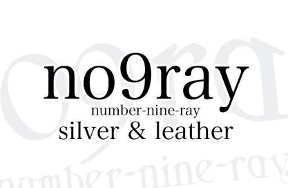 no9ray silver&leather