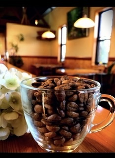 coffee shop BLEND