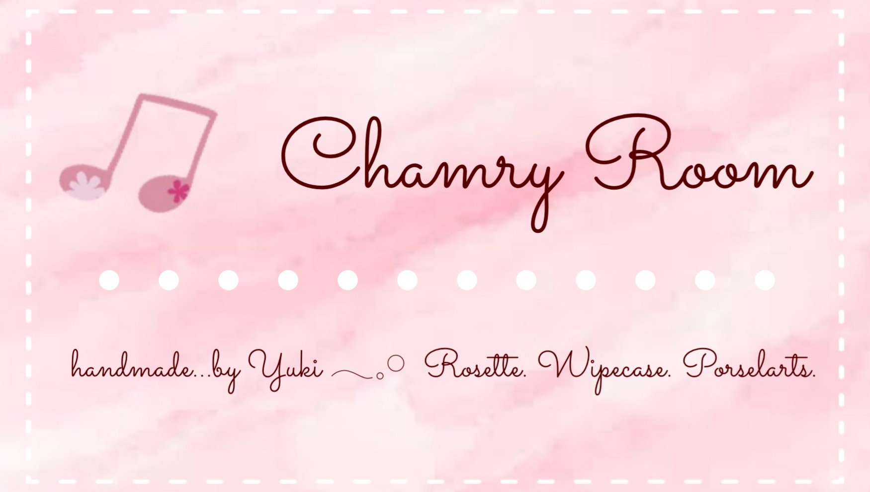 Chamry Room♪