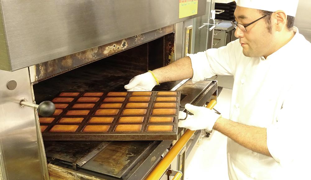 フランスで修行したパティシエが手作りする本格フランス菓子