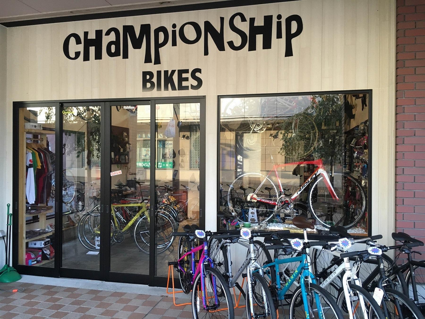 championship bikes オンラインショップ