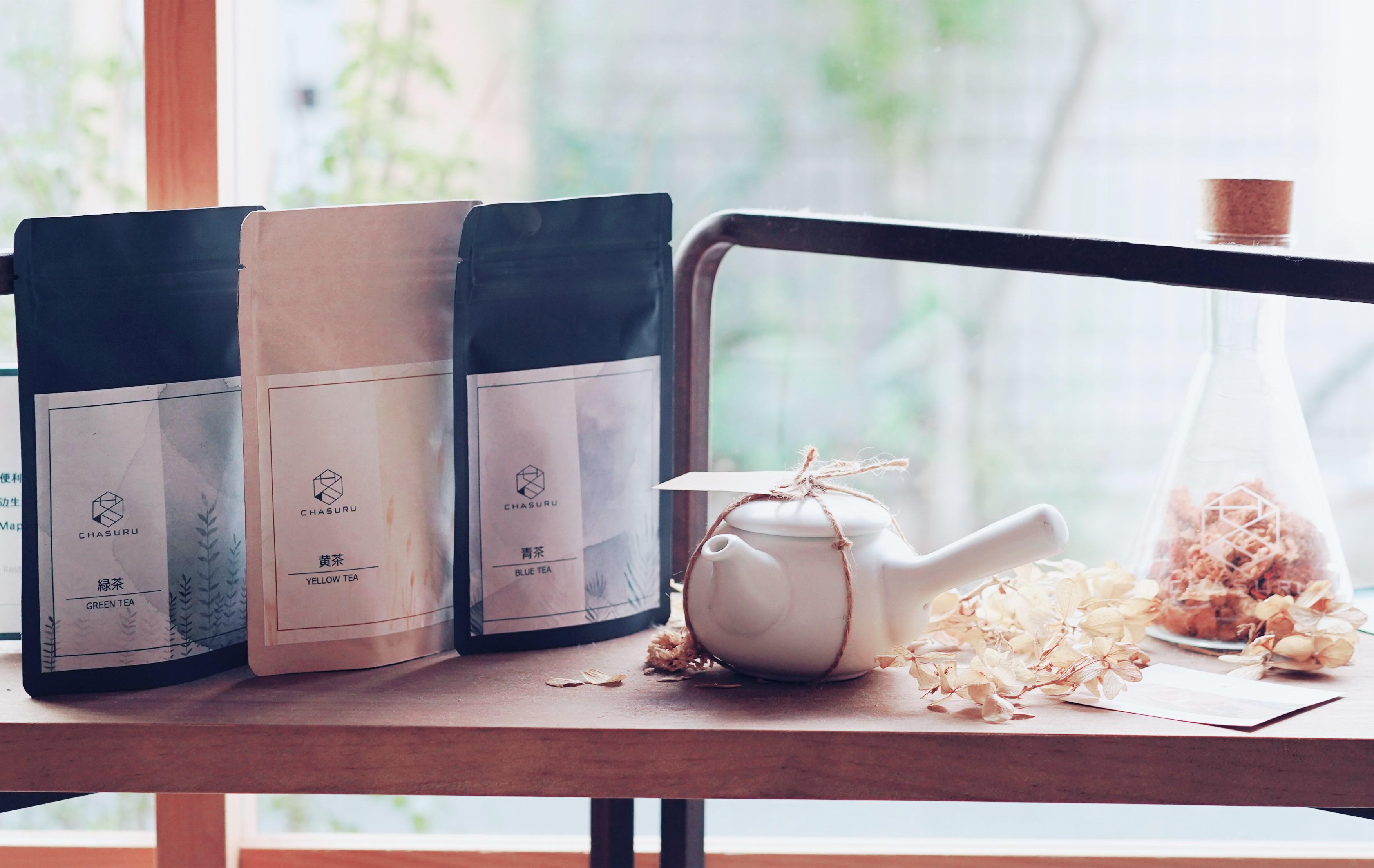 オリジナル急須&お茶3点ギフトセット