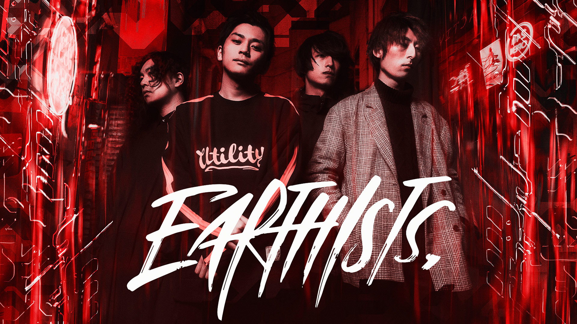 Earthists. Official Web Site