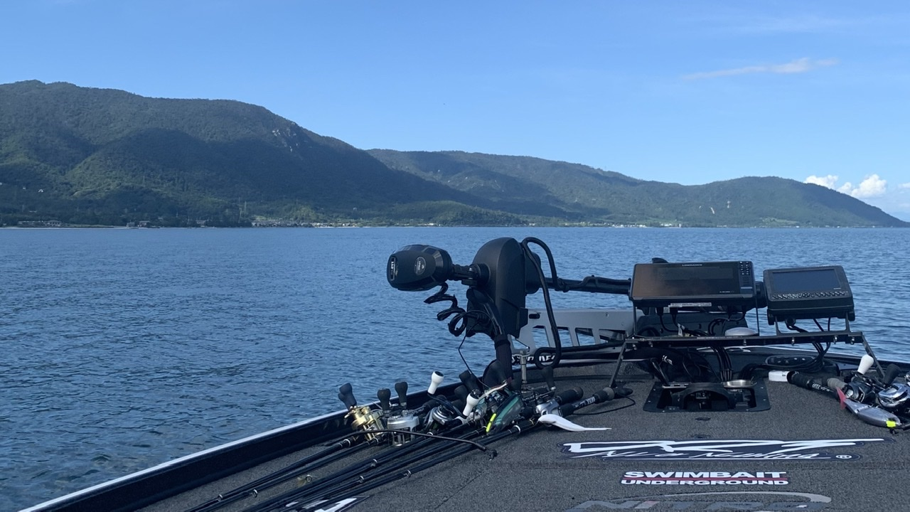 釣り 琵琶湖