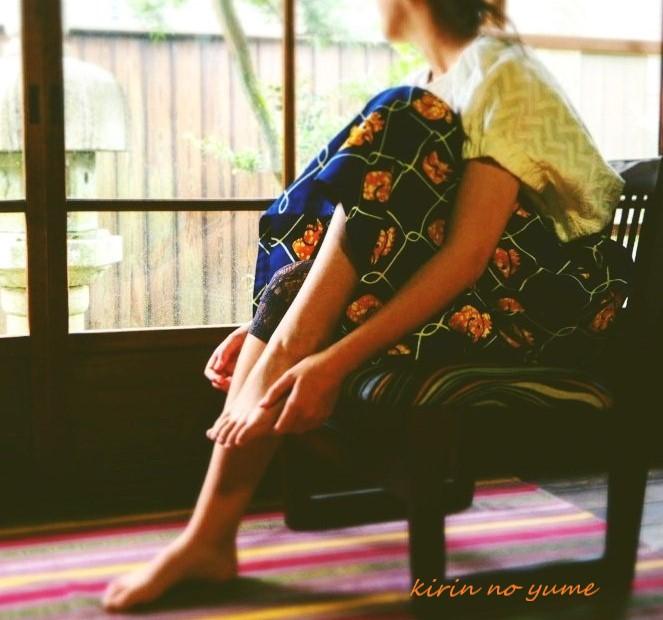 キリンの夢 -The products made of African fabric-