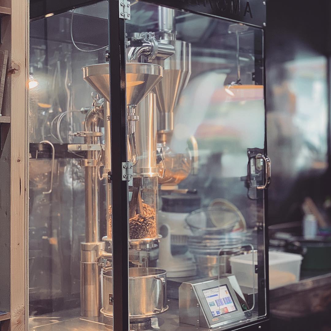 WHITE COFFEE BEANS KUMAROMA紹介画像2