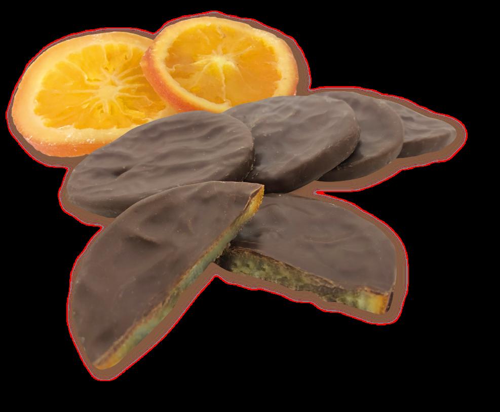 オランジェット ・大人向け高級チョコレート