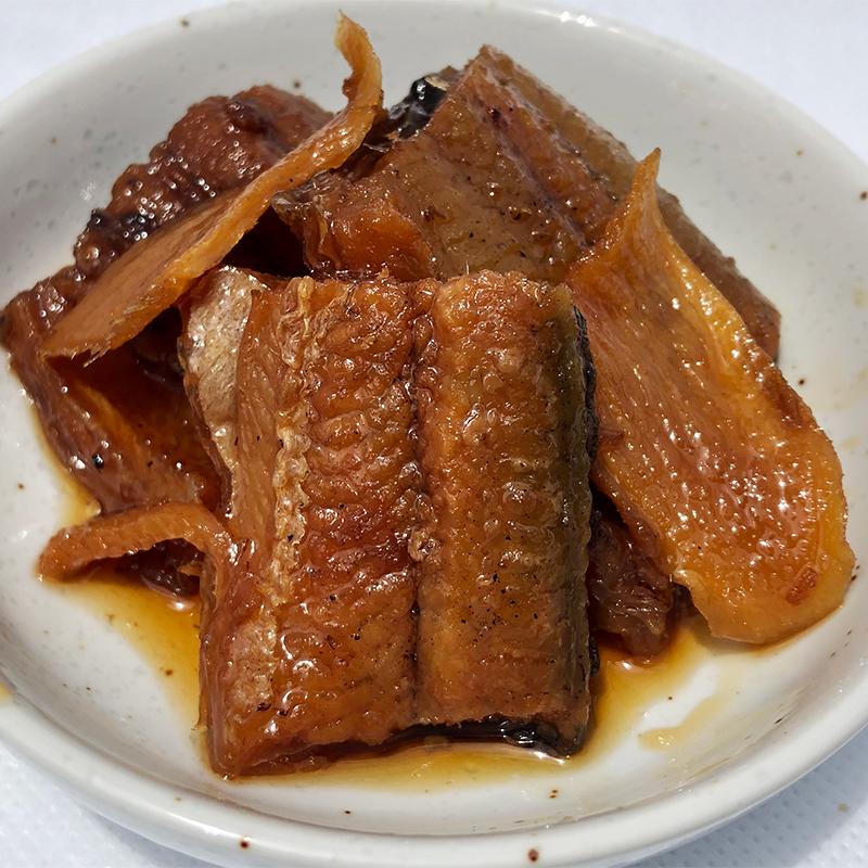 鰻大和煮(うなぎやまとに)