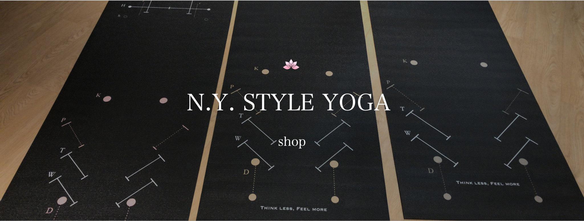 N.Y. STYLE YOGA SHOP紹介画像1