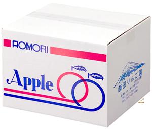りんご梱包